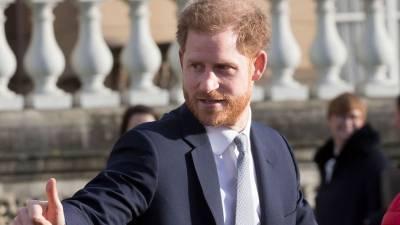 Принц Гарри вернется в США почти сразу после прощания с принцем Филиппом