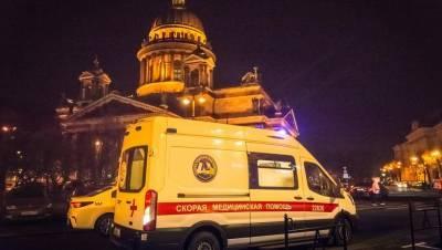 В Петербурге выявлен максимум заболевших COVID с конца марта