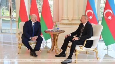 Об истинных друзьях, щепетильных вопросах и новой стадии кооперации. Подробности визита Лукашенко в Азербайджан