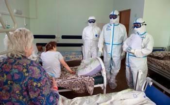 Почти 44 тысячи человек заразились коронавирусом в Вологодской области