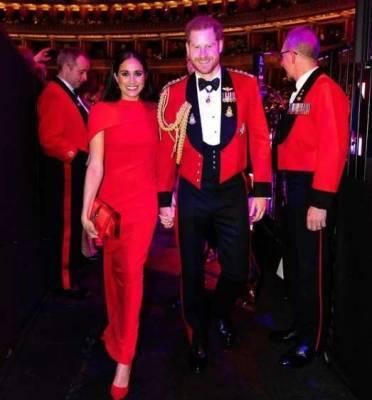 «Меган, заткнись!»: Австралийская телеведущая не сдержалась из-за интервью Маркл и принца Гарри