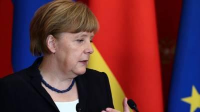 Ангела Меркель поставит прививку от коронавируса 16 апреля