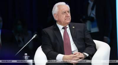 Доверие, взаимодополнение и самодостаточность - Мясникович сформулировал идеологический стержень ЕАЭС