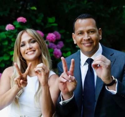 Дженнифер Лопес и Алекс Родригес официально сообщили о расставании: Лучше дружить