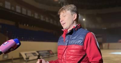 «Это такая приятная новость»: Алексей Ягудин — о гастролях в Калининграде после снятия ограничений
