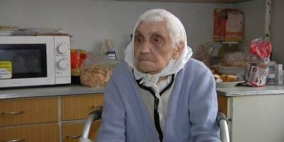 101-летняя женщина-ветеран вылечилась от COVID-19 в Одессе