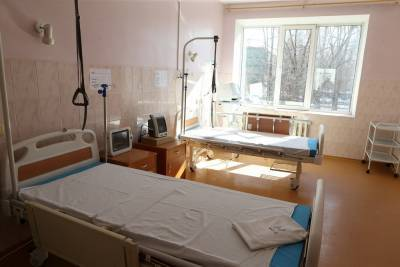 В облздраве рассказали, сколько коек для больных коронавирусом осталось в Томской области