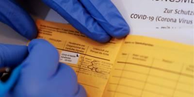 COVID-сертификаты могут появиться в Украине с 1 июля — Степанов