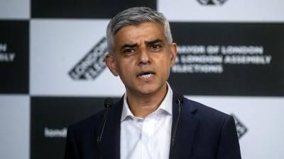 Член Лейбористской партии Садик Хан переизбран мэром Лондона