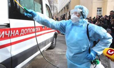 В Украине за сутки 5 372 новых случая COVID-19