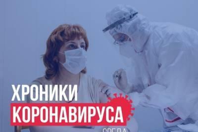 Хроники коронавируса в Тверской области: главное к 16 июня