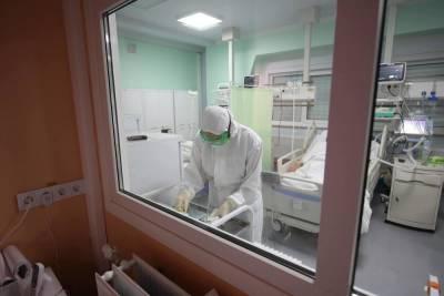 В Астраханской области зафиксировали рост заболеваемости COVID-19