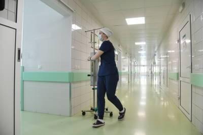 В регионах РФ прогнозируют пик заболеваемости COVID в июне