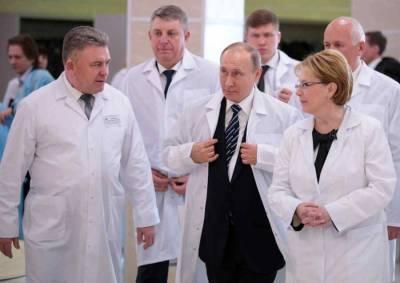 Путин тестируется на коронавирус регулярно – Песков