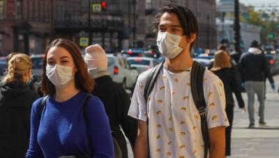 Глава комздрава заявил об устойчивом снижении пандемии в Петербурге
