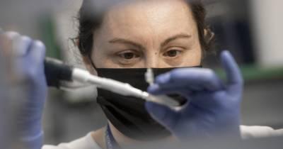Статистика коронавируса за сутки: 286 заболевших и более 70 тысяч вакцинированных