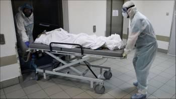 Еще 7 вологжан умерли от COVID-19 за прошедшие сутки