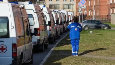Суточный прирост по COVID в Петербурге не превышает 2 тыс. уже две недели