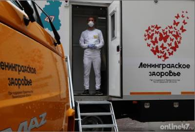 За воскресенье в Ленобласти COVID-19 нашли еще у 244 человек