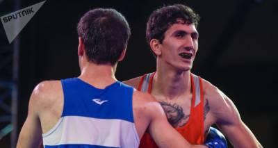 Боксер Корюн Согомонян покидает Олимпиаду в Токио