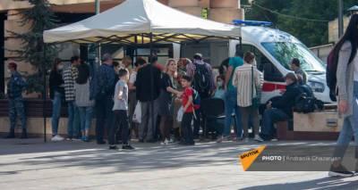 Свыше 152 тысяч прививок от COVID-19: Минздрав Армении подвел итоги