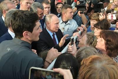 Песков рассказал о мерах предосторожности перед встречами с Путиным