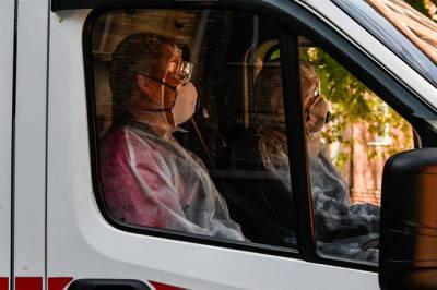 3,5 тысячи волонтеров-медиков помогают свердловчанам в пандемию коронавируса