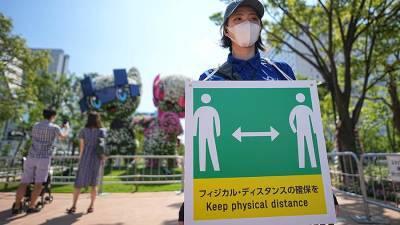 Семь новых случаев COVID-19 выявили на Олимпиаде в Токио