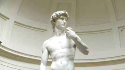 Найденный экспертами отпечаток пальца на скульптуре может принадлежать Микеланджело