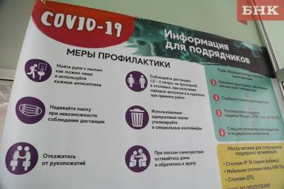 Коронавирус в Коми: за сутки умерли 10 человек