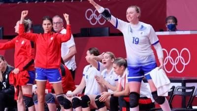 Российские гандболистки победили в матче со сборной Венгрии на Олимпиаде в Японии