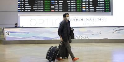 Возвращающиеся из Греции, США и еще 16 стран должны будут отбыть карантин