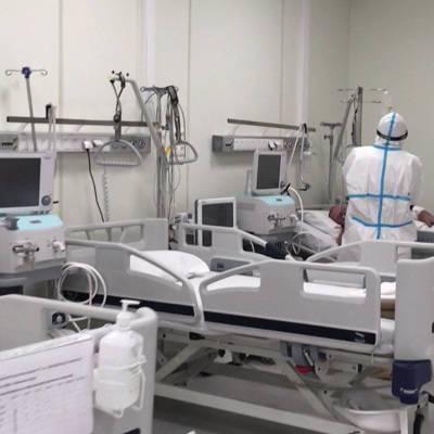 В Хакасии вновь увеличивают коечный фонд для пациентов с COVID-19
