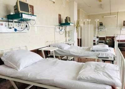 В Сиверской больнице увеличат количество «ковидных» мест
